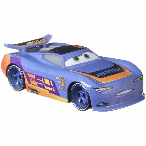 Disney Pixar Cars Eric Braker and Barry DePedal Toy Racers Perspective: back