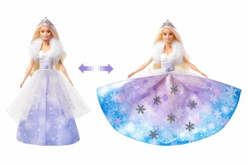 Mattel Barbie® Dreamtopia Doll Perspective: back