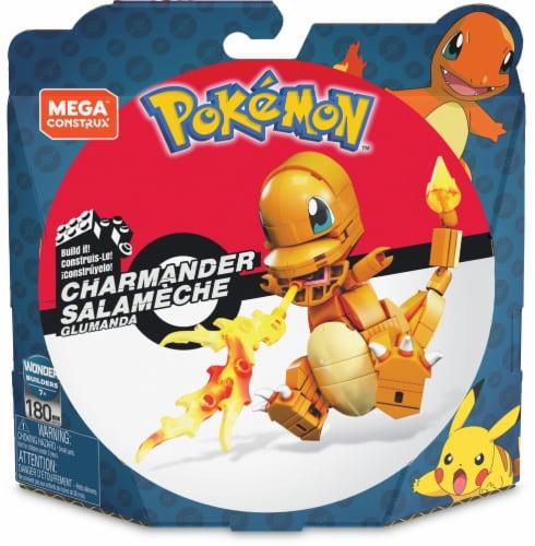 Mega Construx™ Medium Pokemon Action Figure - Assorted Perspective: back