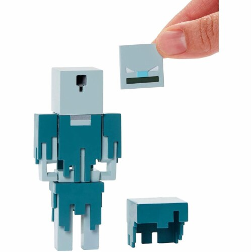 Minecraft Comic Maker Earth Stray Figure Perspective: back