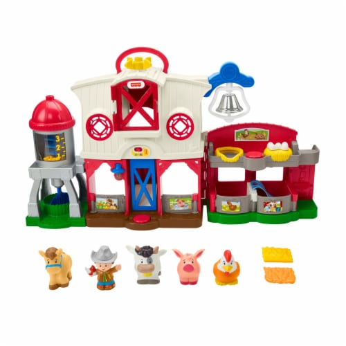 Fisher-Price® Little People Caring for Animals Farm Perspective: back