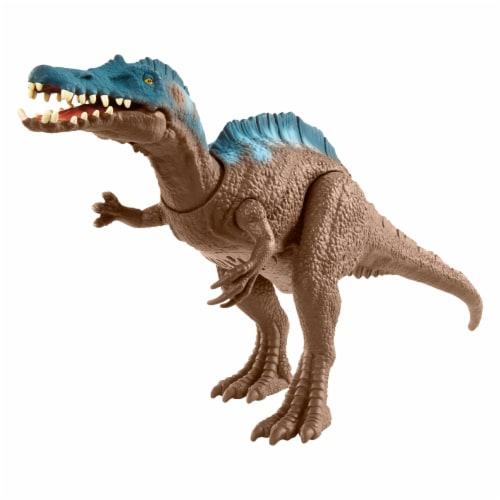 Mattel Jurassic World Irritator Sound Strike Dinosaur Toy Perspective: back