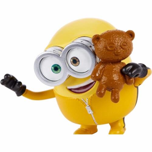 Mattel Minions Action Striking Bob Perspective: back