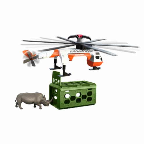 Mattel Matchbox® Rhino Emergency Vehicle - Assorted Perspective: back