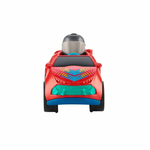 Fisher-Price® Little People Wheelies Super Car Vehicle Perspective: back