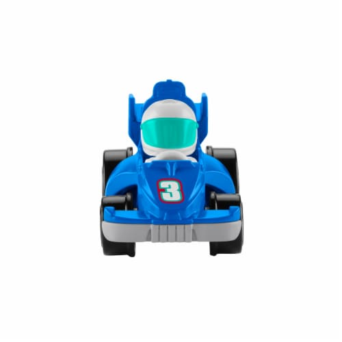 Fisher-Price® Little People Wheelies Grand Prix Vehicle Perspective: back