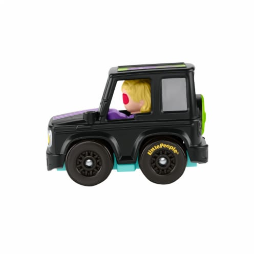 Fisher-Price® Little People Wheelies SUV Vehicle Perspective: back