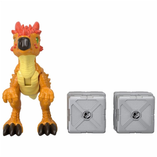 Fisher-Price® Imaginext Jurassic World Dracorex Perspective: back