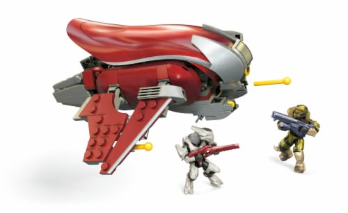 Mega Construx™ Halo Infinite Banshee Breakout Building Set Perspective: back