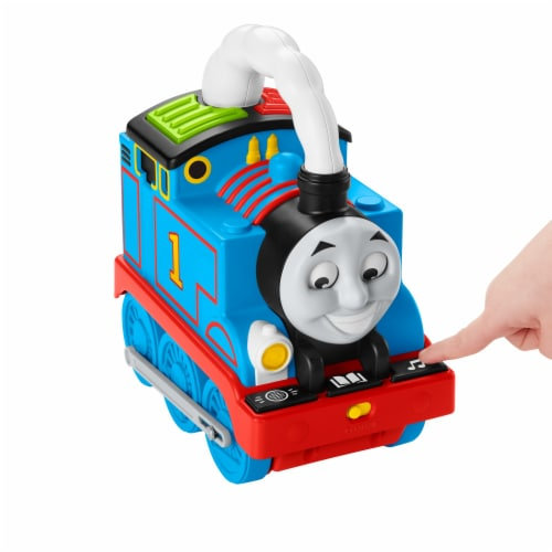 Fisher-Price® Thomas & Friends Storytime Vehicle Perspective: back