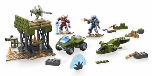 Mega Construx™ Halo Building Set Perspective: back