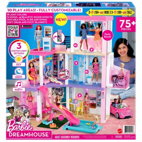 Mattel Barbie® Dreamhouse Playset Perspective: back