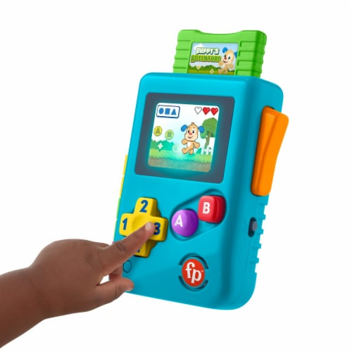Fisher-Price® Laugh & Learn Lil Gamer Perspective: back