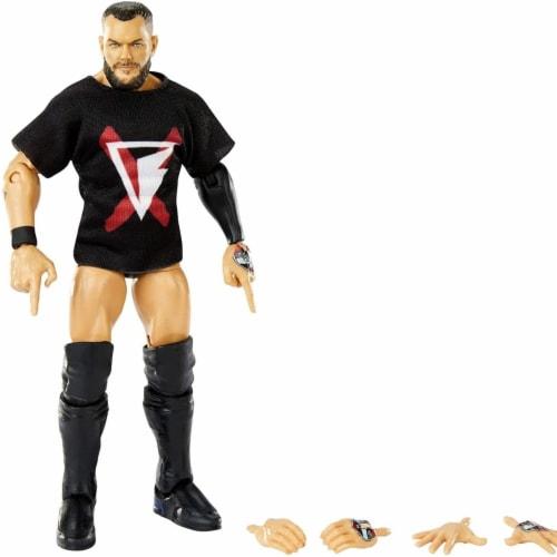 WWE Finn Balor Elite Collection Series 82 Posable True FX Wrestler Figure Collectible Mattel Perspective: back