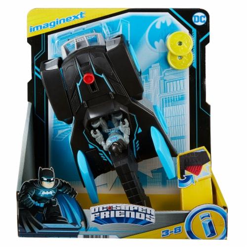 Fisher-Price® Imaginext DC Super Friends Bat-Tech Batmobile™ Perspective: back