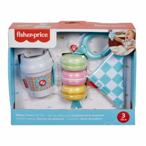 Fisher-Price® Bakery Treats Gift Set Perspective: back