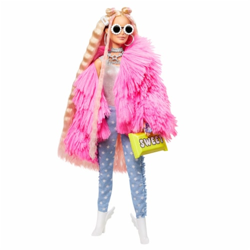 Mattel Barbie® Extra Doll Perspective: back