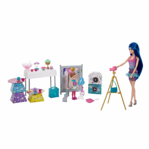 Mattel Barbie® Color Reveal Surprise Party Dolls and Accessories Perspective: back