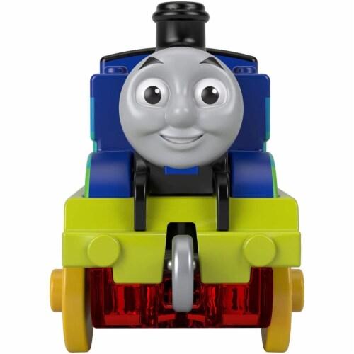 Thomas & Friends Metal Engine: Thomas Multicolor Engine Perspective: back
