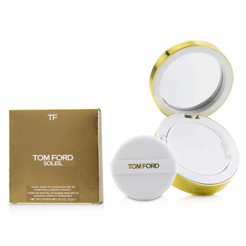 Soleil Glow Tone Up Hydrating Cushion Compact Foundation SPF40 - # 2.0 Buff - 12g/0.42oz Perspective: back