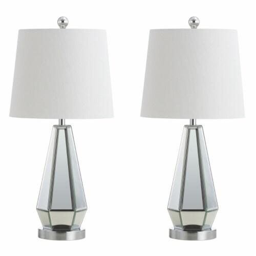 Harrington Table Lamp White Perspective: back