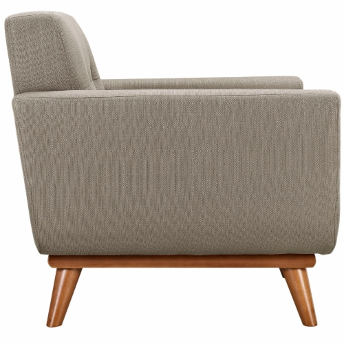 Engage Armchair Wood Set of 2 - Granite Perspective: back