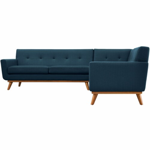 Engage L-Shaped Sectional Sofa Perspective: back