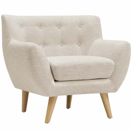 Remark 2 Piece Living Room Set - Beige Perspective: back