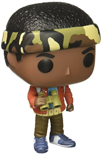 Funko POP Television Stranger Things Lucas Toy Figure Perspective: back