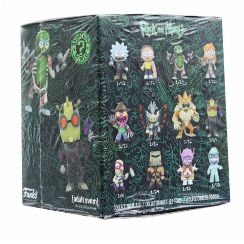 Rick and Morty Funko Mystery Mini Figure Series 2, One Random Perspective: back