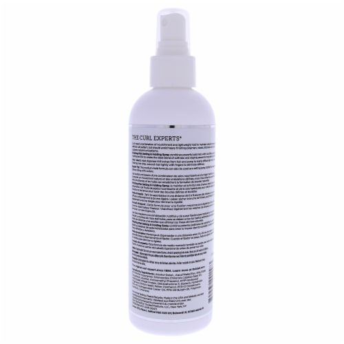 Finishing Mist Setting and Holding Spray by Ouidad for Unisex - 8.5 oz Hairspray Perspective: back