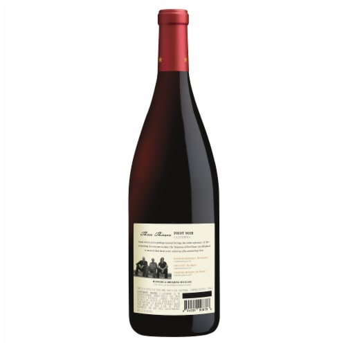 Three Thieves Pinot Noir Perspective: back