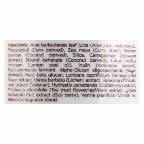 Lavanila Laboratories The Healthy Deodorant - Stick - Vanilla Lavender - 2 oz - Pack of 3 Perspective: back