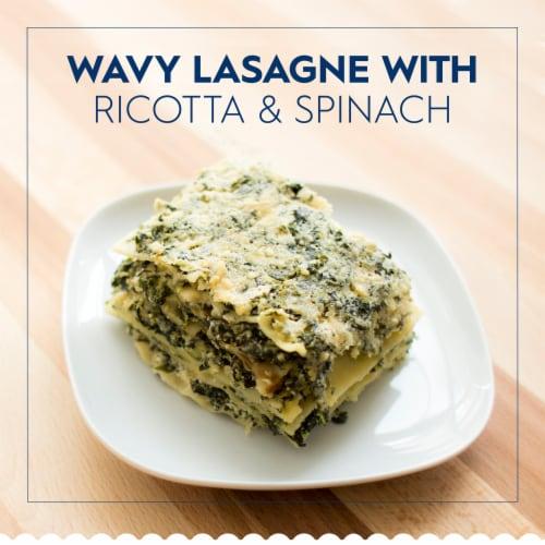 Barilla® Wavy Lasagne Pasta Perspective: back
