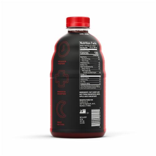 Cheribundi Cherry Tart Juice Perspective: back