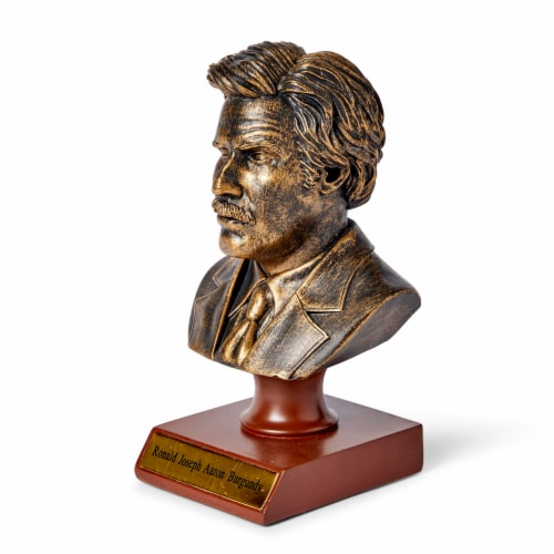 "Anchorman 7"" Bust: Ron Burgundy Perspective: back"