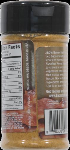 J&D Original Bacon Salt Perspective: back