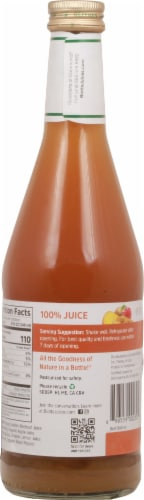 Biotta Golden Beet Juice Blend with Tumeric Perspective: back