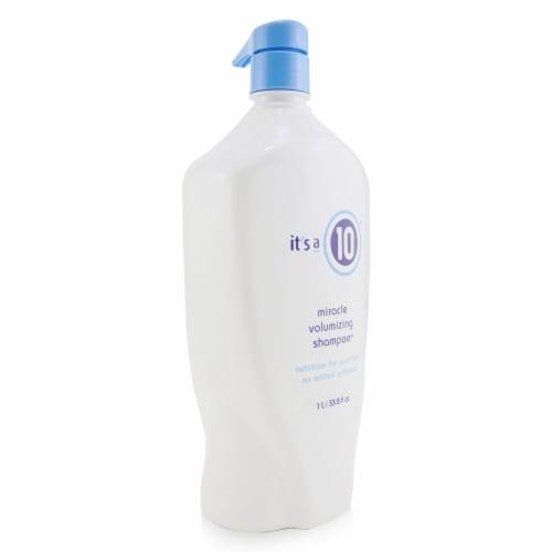 It's A 10 Miracle Volumizing Shampoo 1000ml/33.8oz Perspective: back
