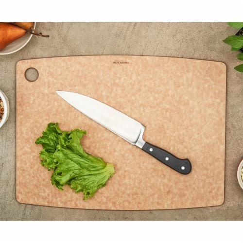 Epicurean Kitchen Series Cutting Board - Natural Perspective: back