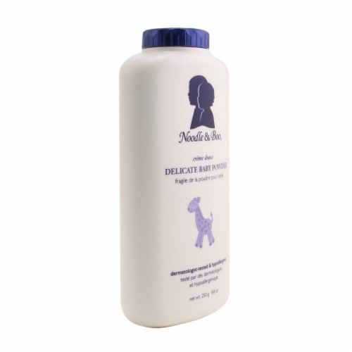 Noodle & Boo Delicate Baby Powder 250g/8.8oz Perspective: back