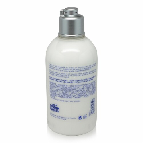 L'Occitane Lait Corps Body Lotion Perspective: back