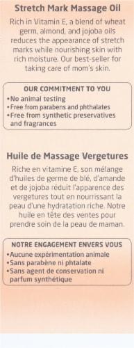 Weleda Stretch Mark Massage Oil Perspective: back