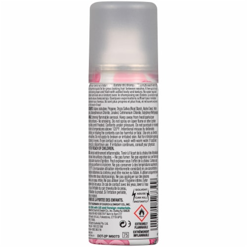 Batiste Blush Scent Dry Shampoo Perspective: back
