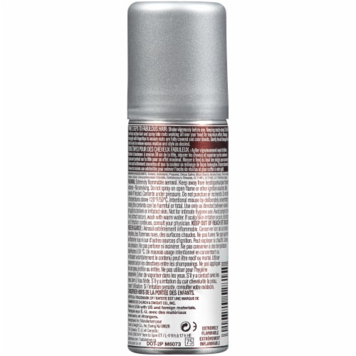 Batiste Divine Dark Dry Shampoo Plus Perspective: back