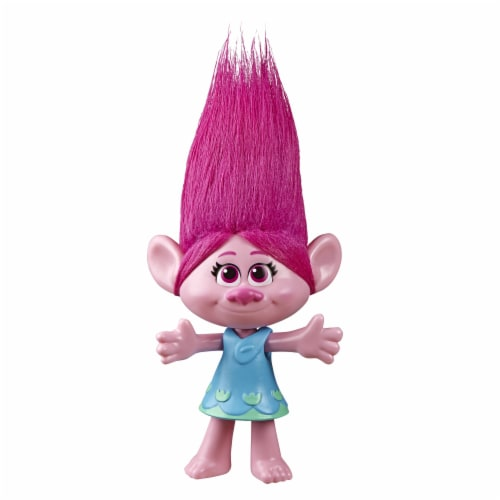Habro DreamWorks Trolls Pop Music Poppy Doll Perspective: back