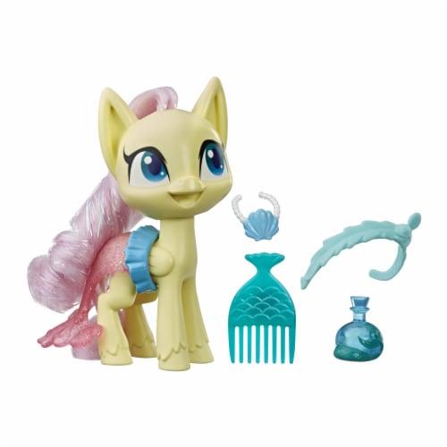 Hasbro My Little Pony Fluttershy Potion Dress Up Figures Perspective: back