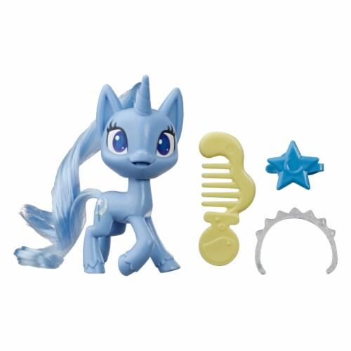 Hasbro My Little Pony Potion Ponies Trixie Lulamoon Figure Perspective: back