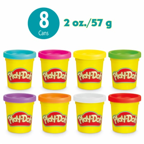 Play-Doh Large Tools & Storage Activity Set Perspective: back