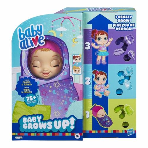 Hasbro Baby Alive Shining Skylar or Star Dreamer Doll Perspective: back